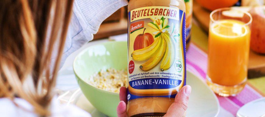 Banane-Vanille in Demeter-Qualität