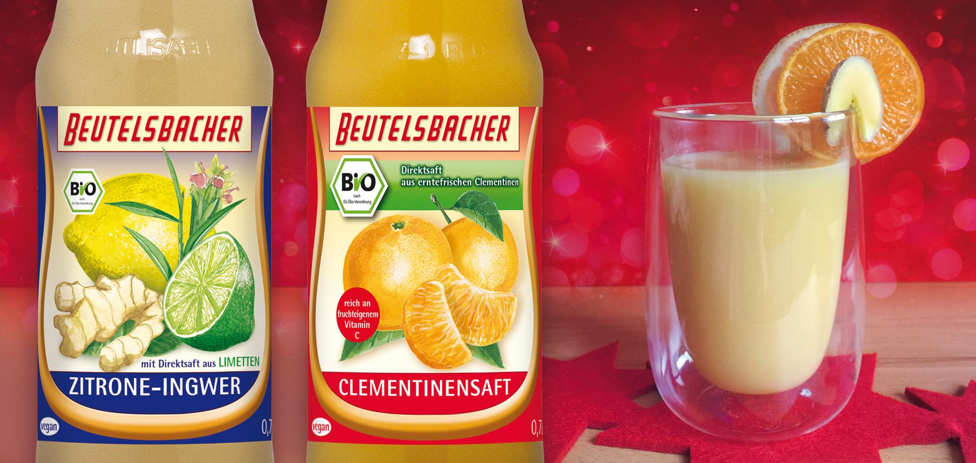 Beutelsbacher Punsch mit Limoncello