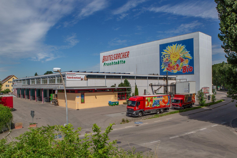 Beutelsbacher Fabrikverkauf und Produktion
