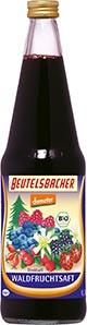 Demeter, Waldfruchtsaft, Waldfrucht, Saft, Beutelsbacher, vegan